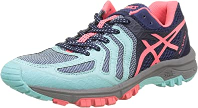 ASICS Gel FujiAttack 5 Women's Trail Running Shoes - SS17