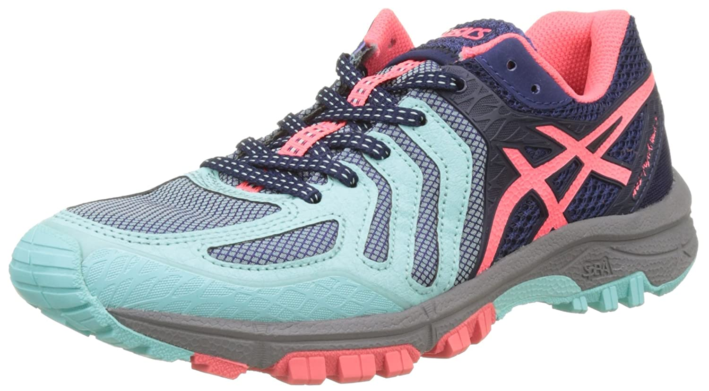 Asics Gel-FujiAttack 5, Chaussures de Course de Trail Femme T680N-6720