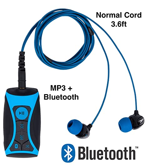 Review 100% Waterproof Stream MP3