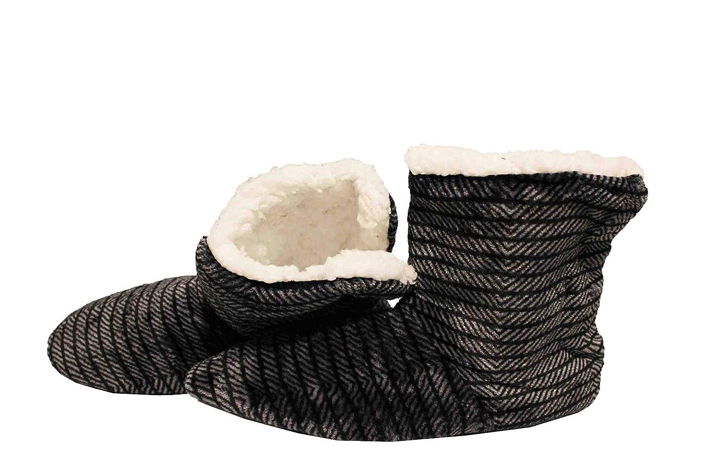 Botines Peluche Fereti Zapatillas Botas De Hombre Casa zMSUVp