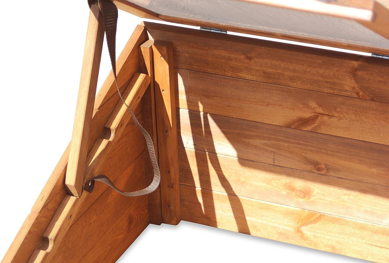 scatola serra Struttura sella in legno