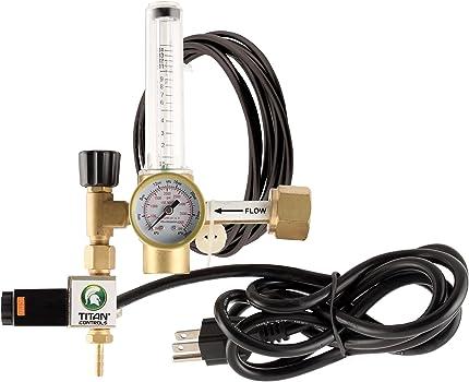 TITAN Controls CO2 Aquarium Regulator