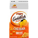 BAKED WITH REAL CHEESE: Always made with 100% real cheddar cheese and no artificial flavors or preservatives