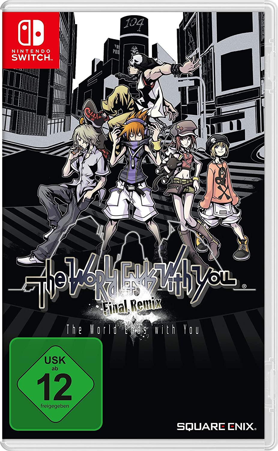 Nintendo Switch The World Ends with You - Final Remix: Amazon.es: Electrónica