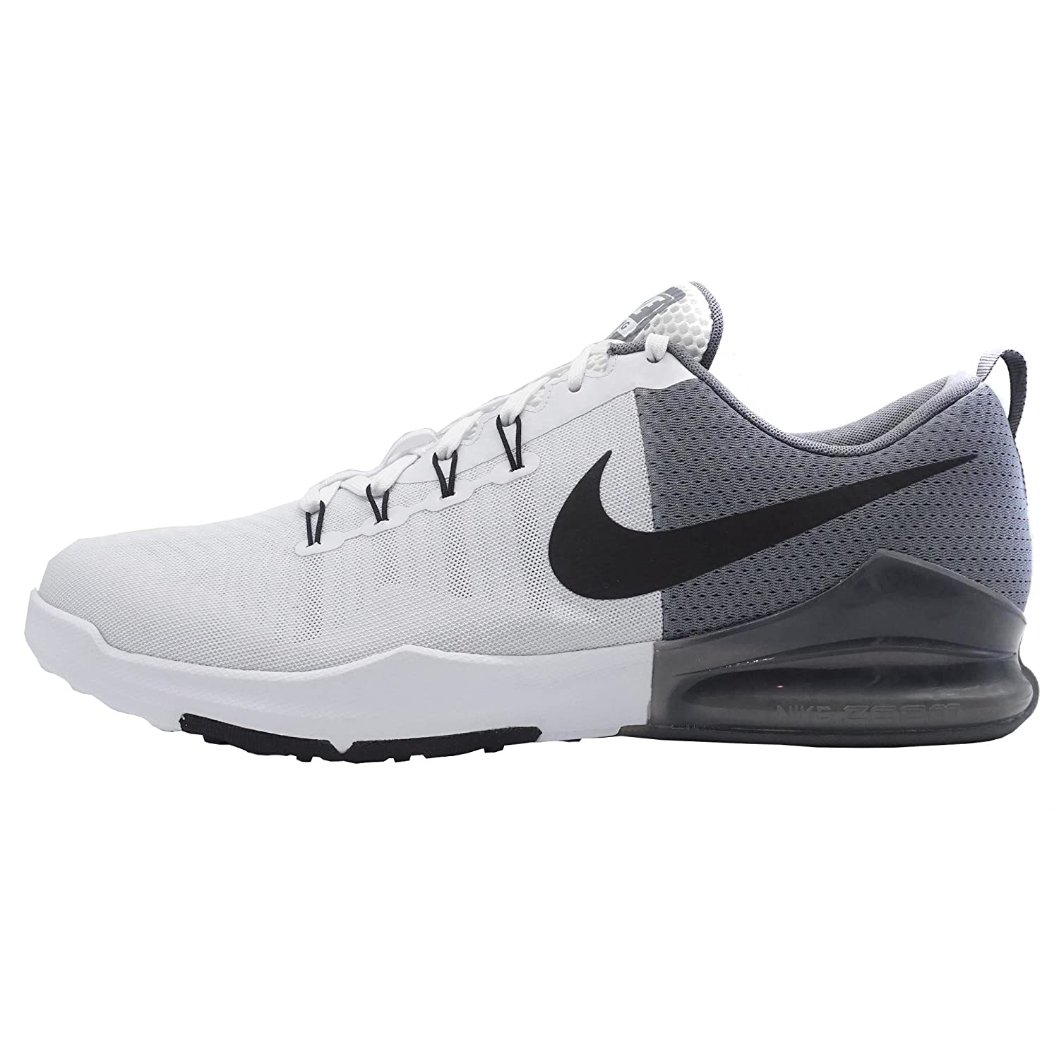 9f0a8ccdf27c ... italy amazon nike zoom train action white black cool grey pure platinum  mens cross training shoes