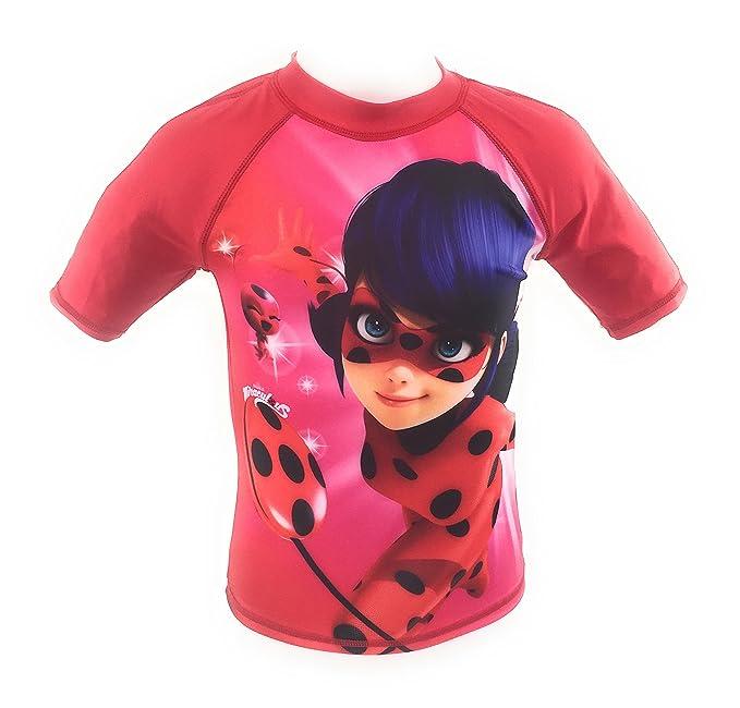 Camiseta de Baño, Traje de baño, Swim Camiseta, protección UV30 + ...