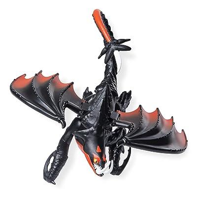 Dreamworks Dragons DWD FGR BscDrg Deathgripper VN GML: Toys & Games
