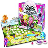 Hatchimals CollEGGtibles The EGGventure Game w/ 3 Exclusive Figures & 1 Mystery Egg