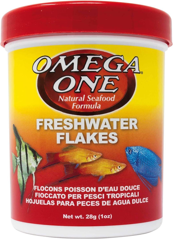 Omega One Freshwater Flakes