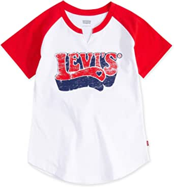 Levi's Graphic T-Shirt Camiseta para Niñas