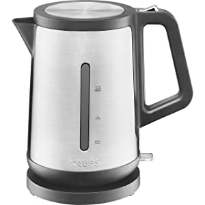 Krups Control Line Stainless Steel Electric Kettle