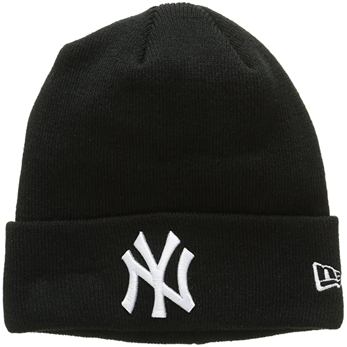 New Era Essential NY Yankees Cuff Knit fb00a7d92f53