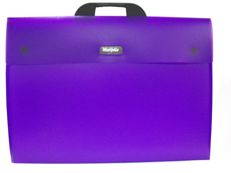 Dekko - Portafolios A2, morado color morado A2, 610374
