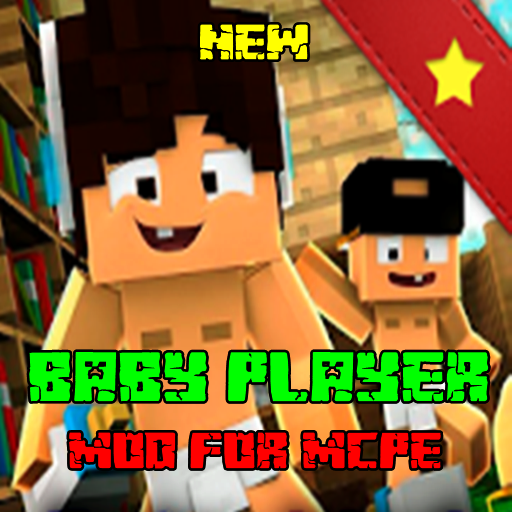 Mods : Baby Player Mod for MCPE