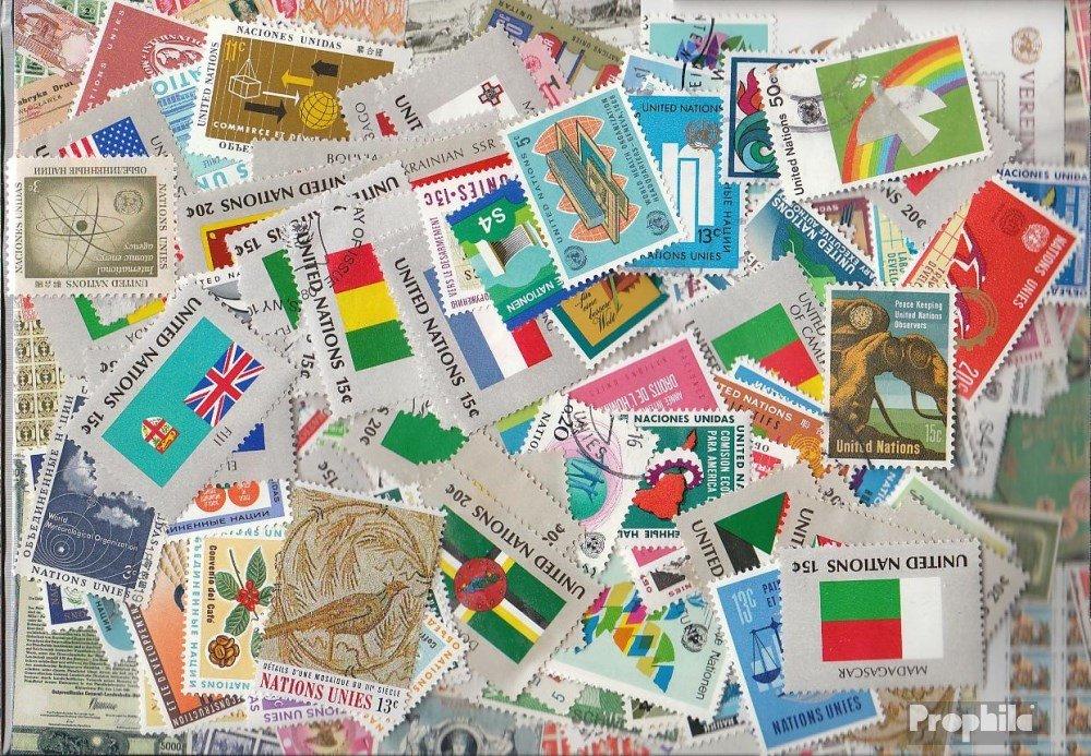 Prophila 300 Collection Vereinte Nationen (UNO) 300 Prophila Verschiedene Marken UNO (Briefmarken für Sammler) 22af75