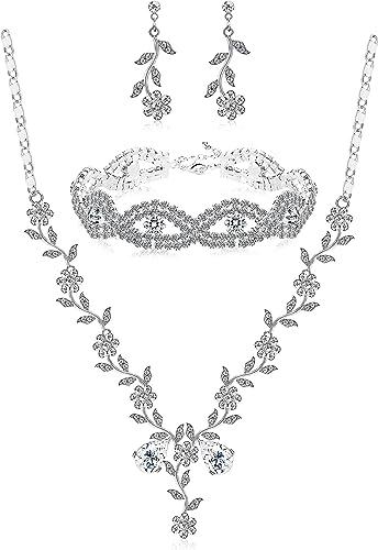 Blanc Brillant Blue Opal Amethyst Zircon Cubique Argent Femme Bijoux vingate Pendentif OD6937-38