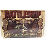 Disney Parks Exclusive Pirates of the Caribbean Battleship Game