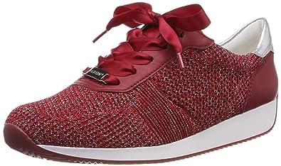 info for 62074 5dbe5 Amazon.com | ara Women's Lissabon 1224027 Low-Top Sneakers ...