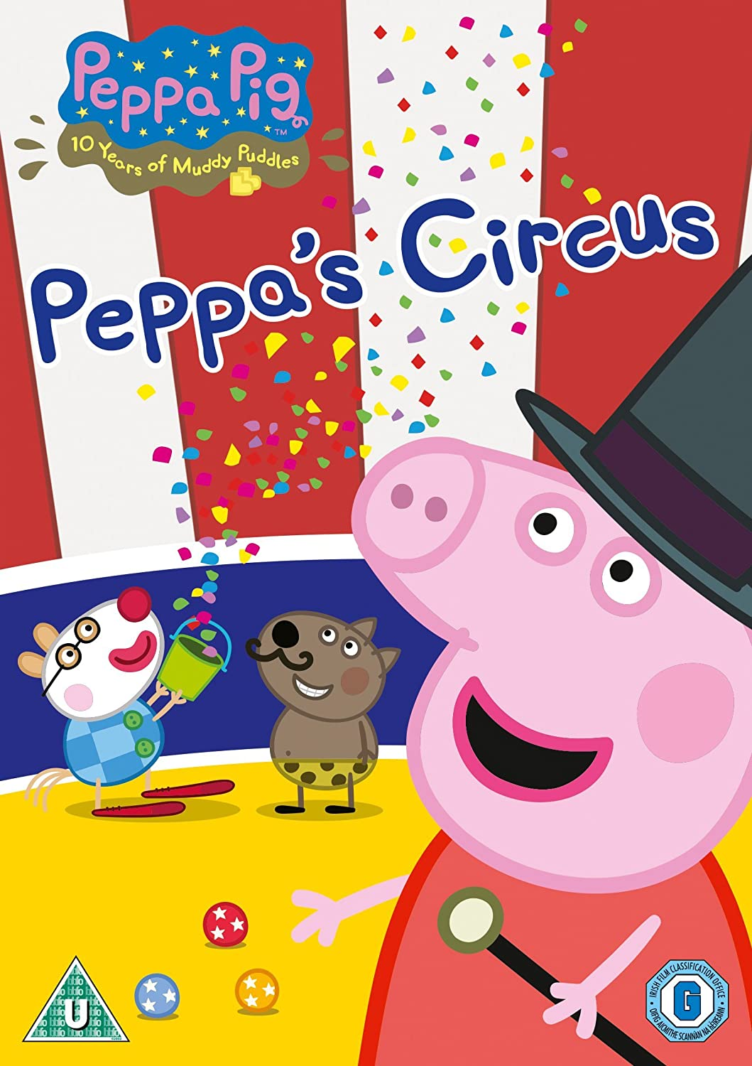 Pe peppa pig online coloring pages - Peppa Pig Peppa S Circus