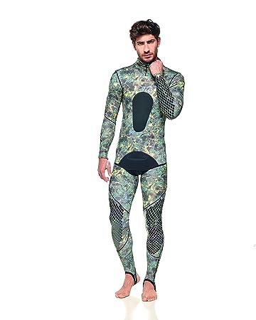Seac Pirana Freediving 2 Piece Lycra Suit