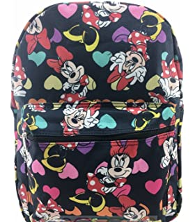 Disney Minnie Mouse Black Allover Print 16