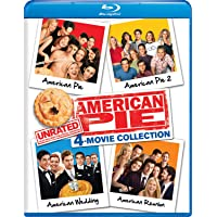 American Pie 4-Movie Collection (Unrated) [Blu-ray]
