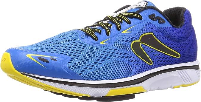 Newton Running Gravity 9 Navy/Citron 6.5: Amazon.es: Zapatos y ...