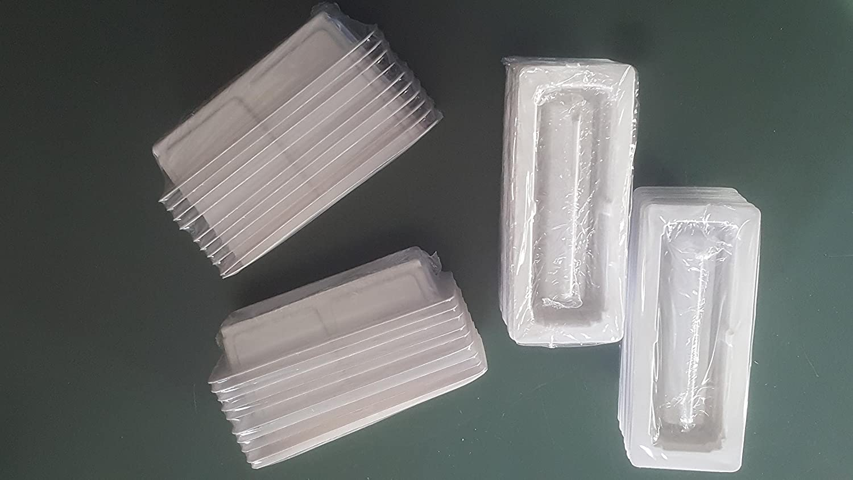 Bandejas de plástico Puerta líquidos 25 ml: Amazon.es: Industria, empresas y ciencia