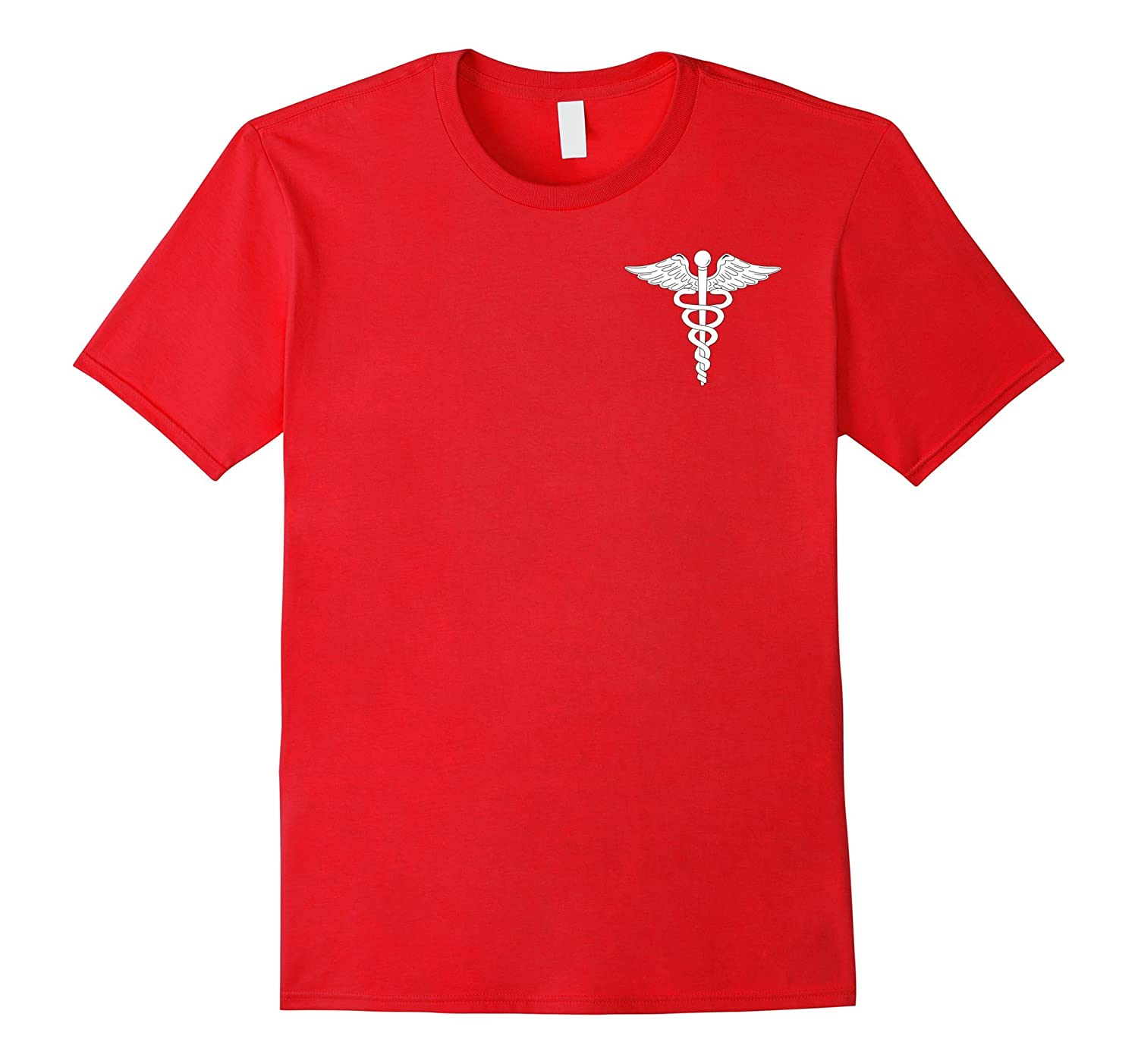 Caduceus Symbol Logo Shirt-CL