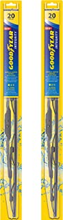 product image for Goodyear Integrity Windshield Wiper Blades, 20 Inch & 20 Inch