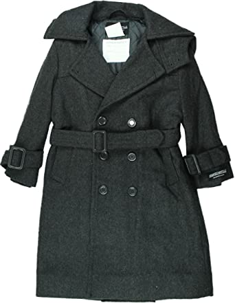 Amazon.com: ARMANDO MARTILLO Boys Wool Coat - 618: Dress Coats ...