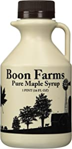 Sweepstakes: Boon Farms 100% Pure Maple Syrup