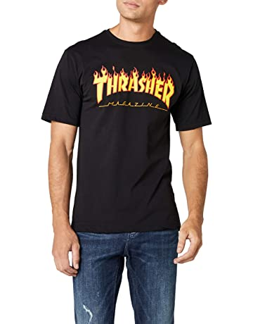 a6a3ae518db4e Thrasher Flame Short Sleeve T-Shirt