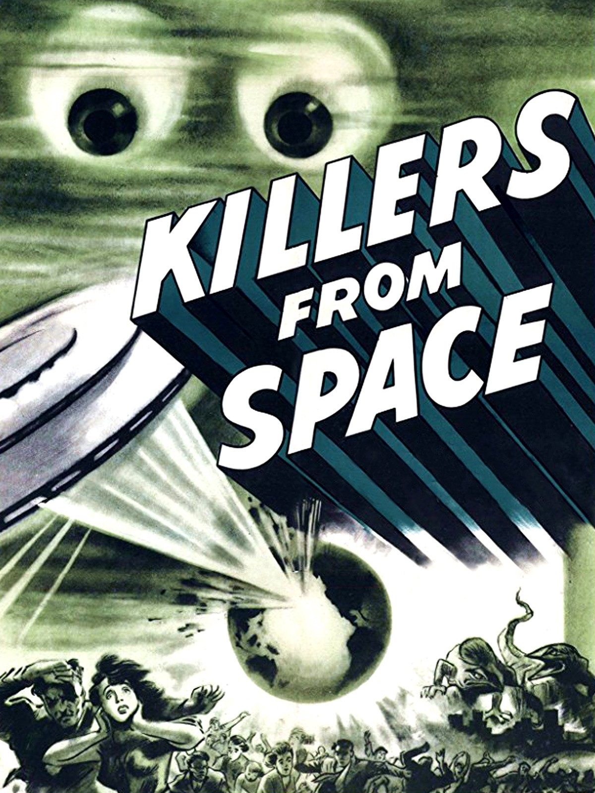 Killers From Space on Amazon Prime Video UK