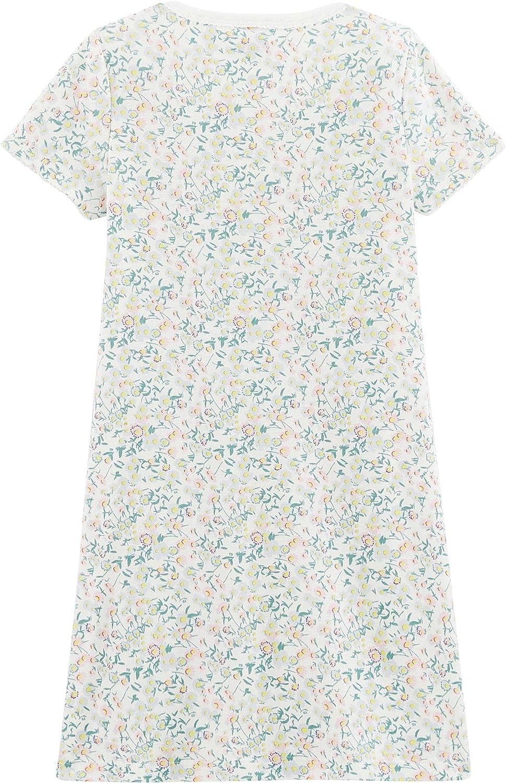 Petit Bateau M/ädchen Nachthemd