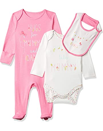 8a18c92538e6 Mothercare Baby Girls  Mummy   Daddy Clothing Set