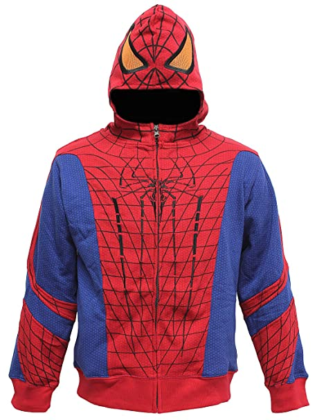 Amazing Spiderman Costume Juvenile Hoodie