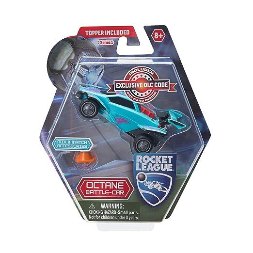 Amazon com: Rocket League Battle-Car with Topper: Octane