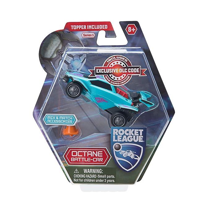 Octane Rocket League 3d