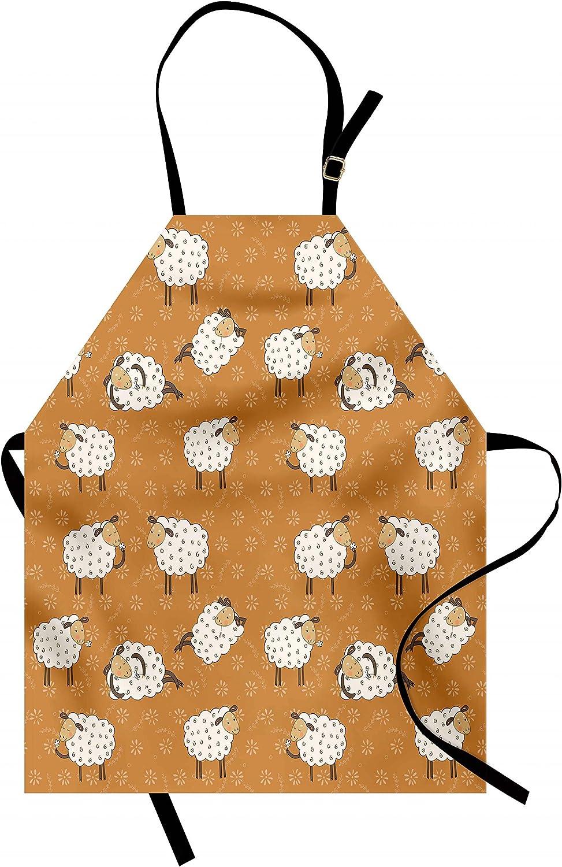 Nursery bib apron