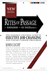 Rites of Passage at $100,000 to $1,000,000+ Kindle Edition