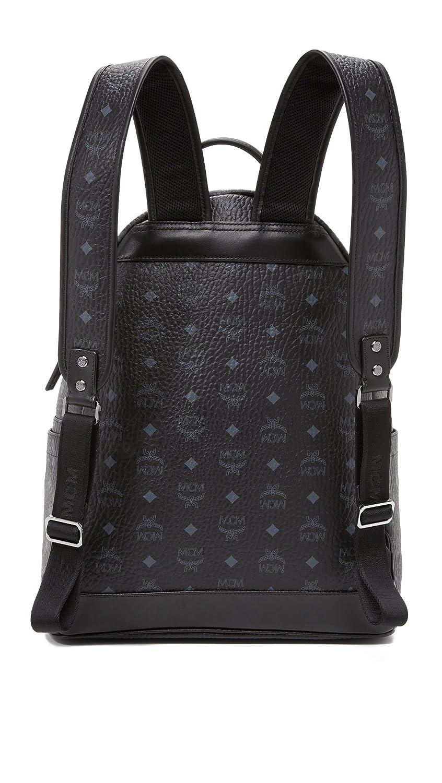 a7d3a89c71b3 MCM Stark Studded Logo Backpack Black O S  Amazon.ca  Luggage   Bags