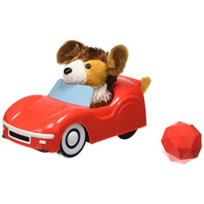 Zhu Zhu Pets Hamster Deluxe Accessories: Convertible Sports Car: Toys & Games
