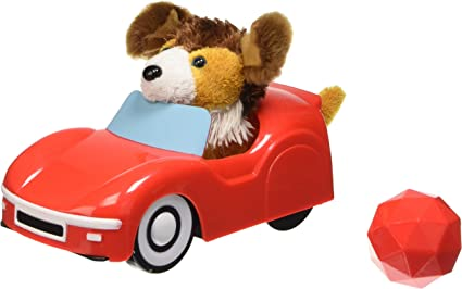 Amazon Com Zhu Zhu Pets Hamster Deluxe Accessories Convertible Sports Car Toys Games