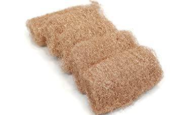 Coarse 3pc Rogue River Tools Bronze Wool Pads