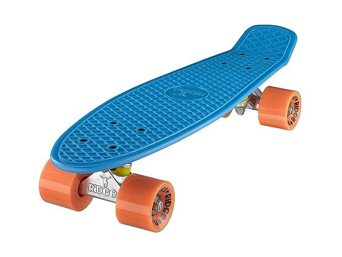 Ridge Retro 22 - Skateboard, 55 cm x 15 cm (22 x 6)