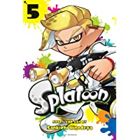 Splatoon, Vol. 5