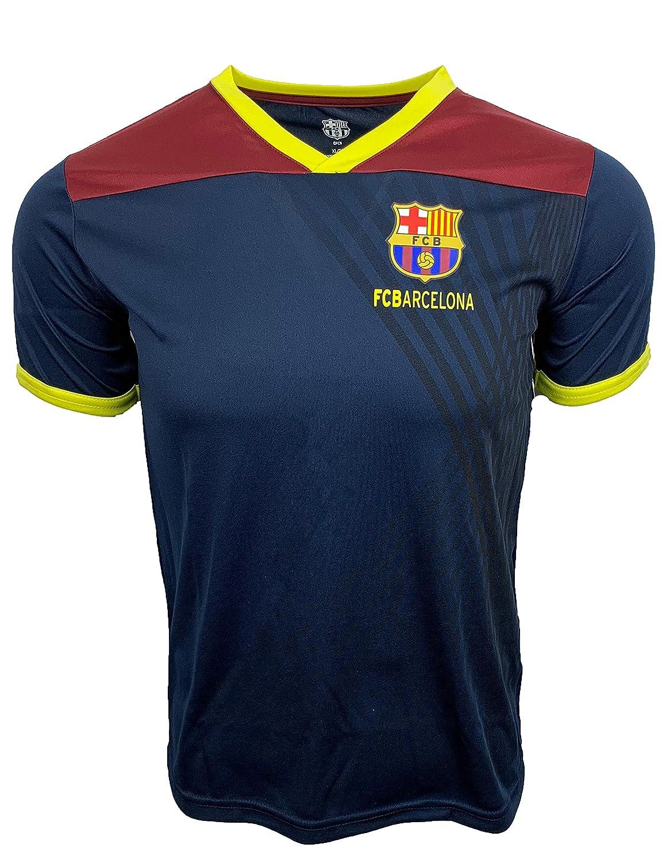 34ce5ae00f4 Amazon.com   FC Barcelona T-Shirt for Kids