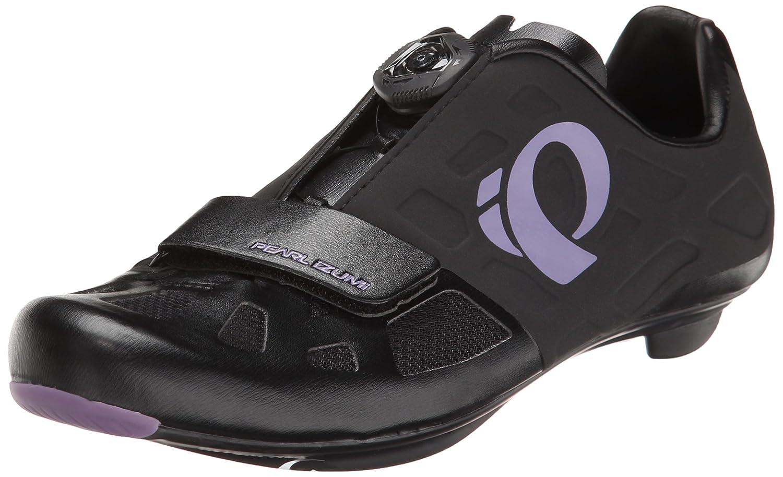 Pearl Izumi 2015 Damenschuhe Elite Road IV Schuhe schwarz lila Haze EU 36, US 5, UK 3