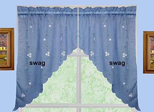 Nurture Imagination Nurture Pink Stripe Valances, 2 Window Saver Pack